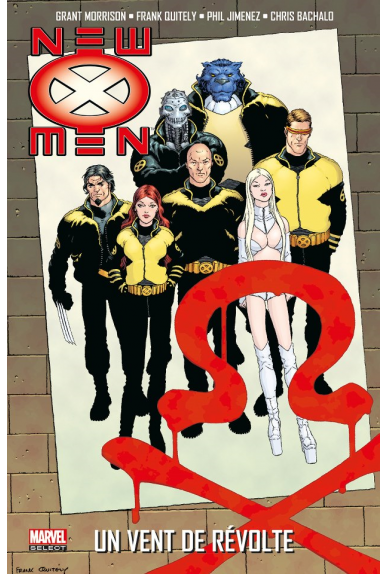 New X-Men Tome 2