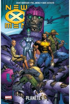 New X-Men Tome 3