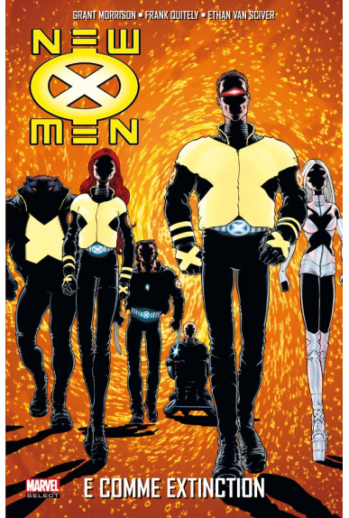 New X-Men Tome 1