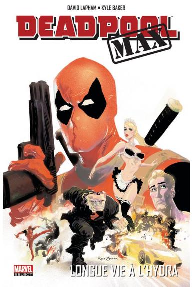 Deadpool Max