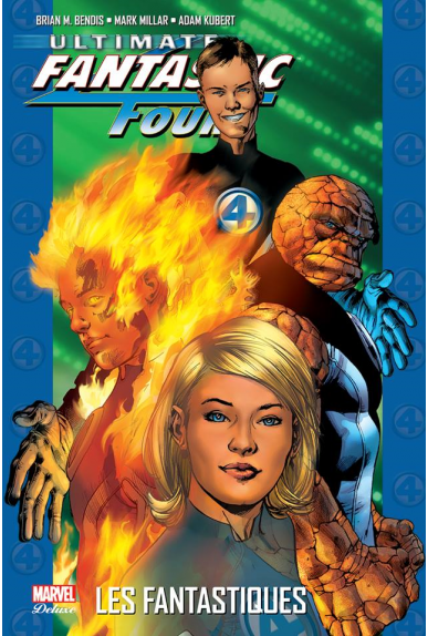 ULTIMATE FANTASTIC FOUR TOME 1