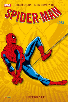 SPECTACULAR SPIDER-MAN L'INTEGRALE 1982