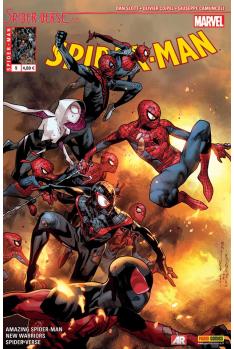 SPIDER-MAN 8 - SPIDER-VERSE (3 sur 4)
