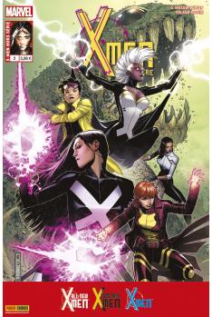 X-MEN Hors Série 1 - AXIS : Facteur-X & Magneto 1 sur 2