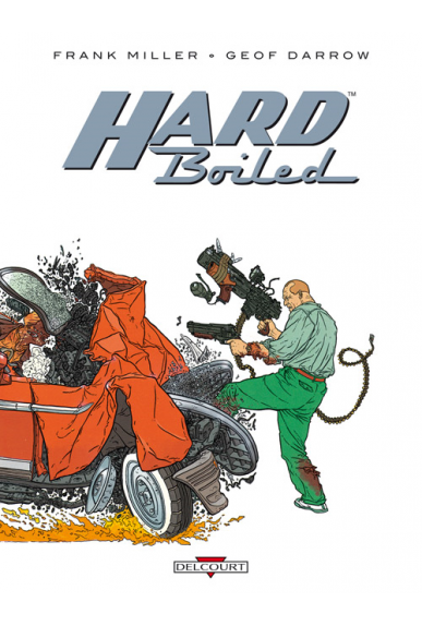 HARD BOILED (NED)
