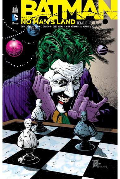 BATMAN NO MAN'S LAND TOME 5