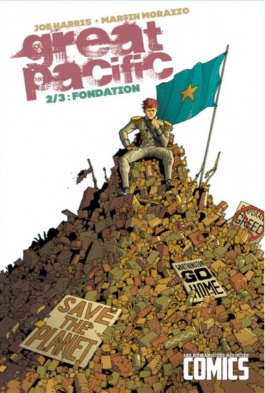 Great Pacific Tome 1 sur 3