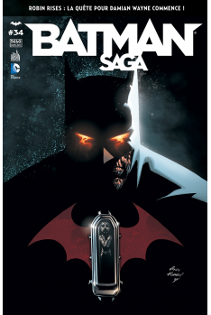 BATMAN SAGA 34