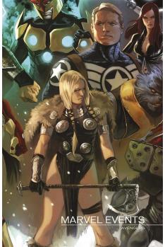 ULTIMATE AVENGERS - La Renaissance de Thor
