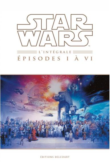 STAR WARS - ÉPISODES I À III - INTÉGRALE