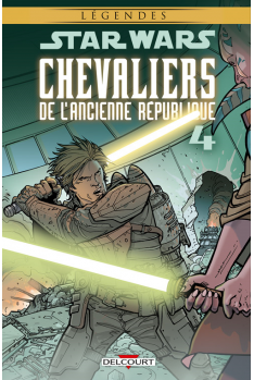 STAR WARS - CHEVALIERS DE L'ANCIENNE RÉPUBLIQUE Tome 4 - L'INVASION DE TARIS (NED)
