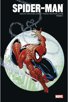 SPIDER-MAN par TODD MC FARLANE
