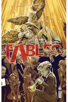 FABLES Tome 24 SOUPLE