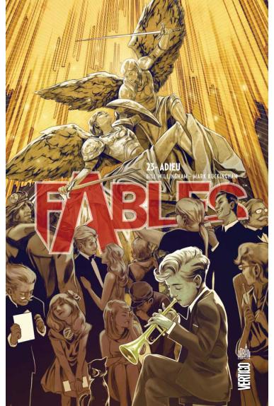 FABLES Tome 25 SOUPLE