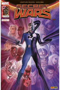 Secret Wars 2 Couverture A - Alex Ross