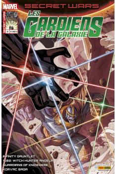 Secret Wars : Gardiens de la Galaxie 1