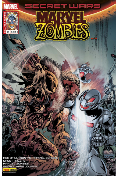 Secret Wars : Marvel Zombies 1