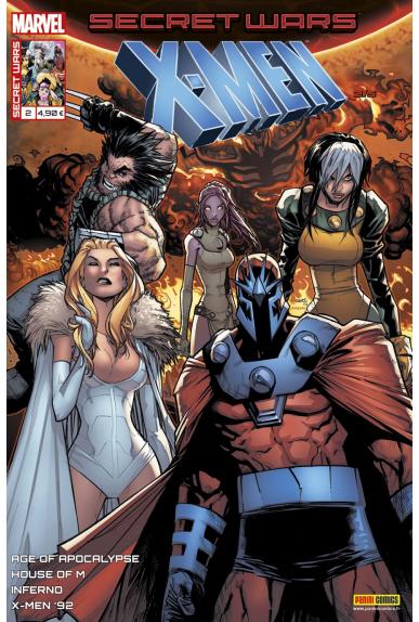 Secret Wars : X-Men 1