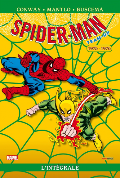 SPIDER-MAN TEAM UP L'INTEGRALE 1972-1973