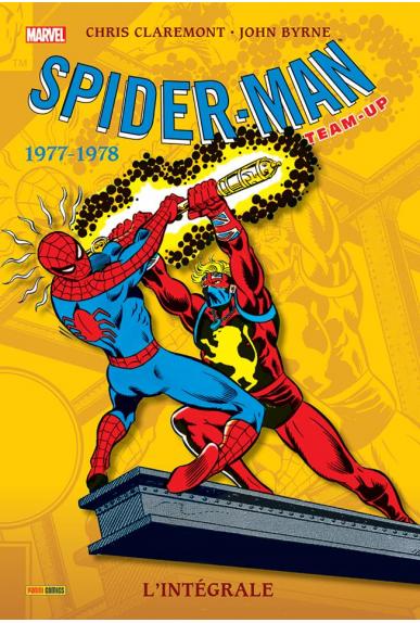 SPIDER-MAN TEAM UP L'INTEGRALE 1976-1977