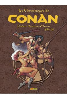 CHRONIQUES DE CONAN 1984 (I)
