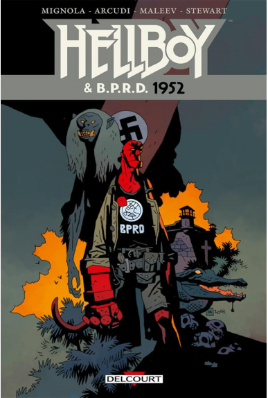 HELLBOY Tome 14 - MASQUES & MONSTRES
