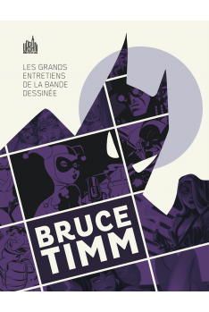 Les grands entretiens de la Bande-Dessinée : Mark Buckingham