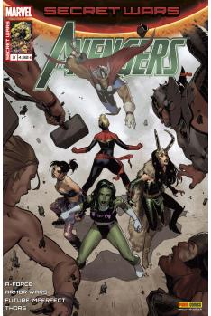 Secret Wars : Avengers 2 Couverture A