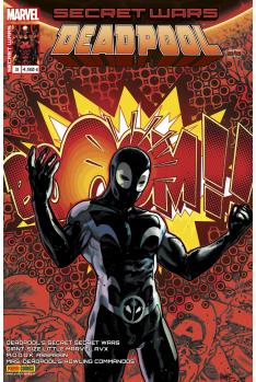 Secret Wars : Deadpool 2 Couverture B