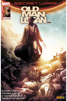 Secret Wars : Old Man Logan 2
