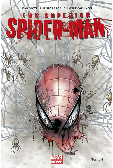 Superior Spider-Man Tome 5