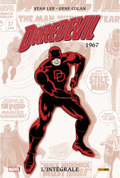 DAREDEVIL - L'INTEGRALE 1966