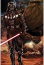 STAR WARS 07 Couverture B - Dark Vador Abattu Partie 1 sur 2