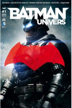 Batman Univers 01 - Couverture Variante