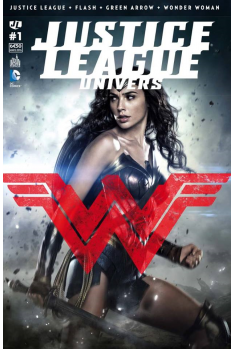 Justice League Univers 01 - Variante