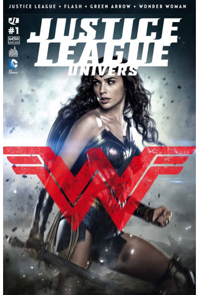 Justice League Univers 01 - Variante