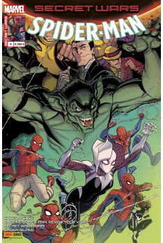 Secret Wars : Spider-Man 4