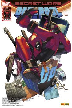 Secret Wars : Deadpool 4