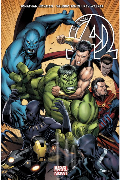NEW AVENGERS TOME 4