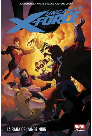Uncanny X-Force - La Solution Apocalypse