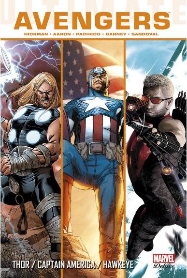 Ultimate Comics - Avengers