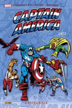 CAPTAIN AMERICA - L'INTEGRALE 1972
