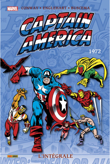 CAPTAIN AMERICA - L'INTEGRALE 1972
