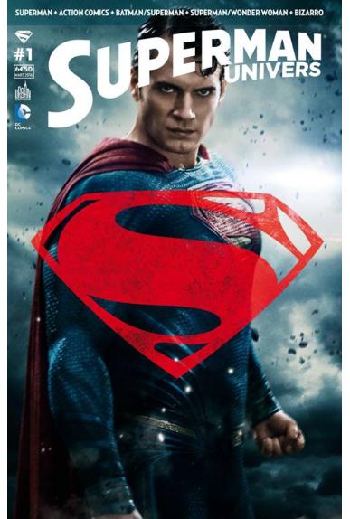 Superman Univers 01 - Couverture Variante