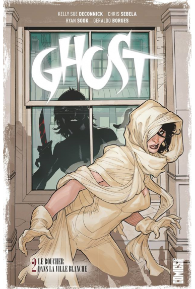 GHOST TOME 2