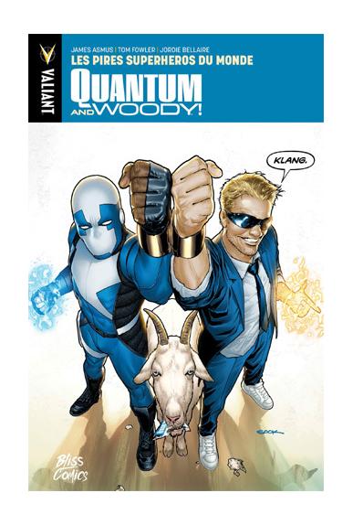 Quantum & Woody Tome 1