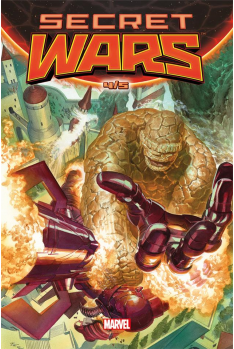 Coffret Secret Wars N°4 sur 5