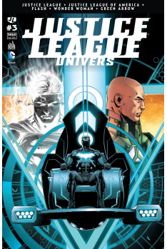 Justice League Univers 03