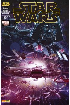 STAR WARS 07 Couverture A - Dark Vador Abattu Partie 1 sur 2