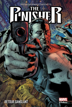 Punisher Tome 1 - Retour Sanglant